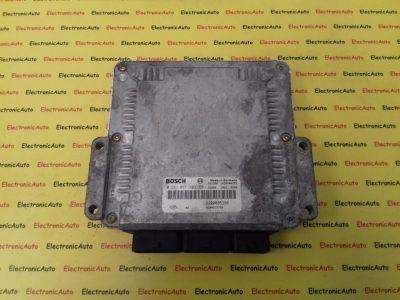 ECU Calculator motor Renault LAGUNA 2.2DCI 0281011103