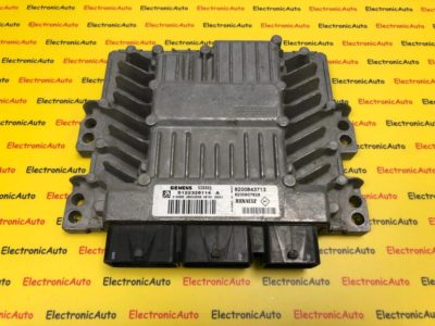 ECU Calculator motor Renault Megane 1.5DCI 8200843713 SID301