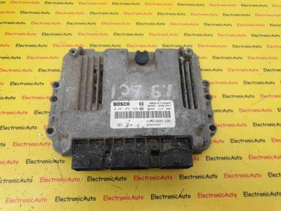 ECU Calculator motor Renault Trafic 1.9DCi, 0281011529, HOM8200051608, EDC15C13