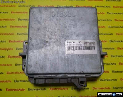 ECU Calculator motor Rover 220 2.0 0281001418