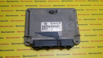 ECU Calculator motor Seat Ibiza 1.9SDI 0281001911, 038906013AB