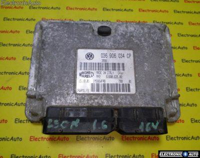 ECU Calculator motor Seat Leon 1.6 036906034CP