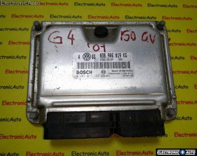 ECU Calculator motor Seat Leon 1.9TDI 0281011193