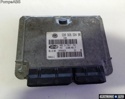 ECU Calculator motor Skoda Fabia 1.4 036906034BK AUB