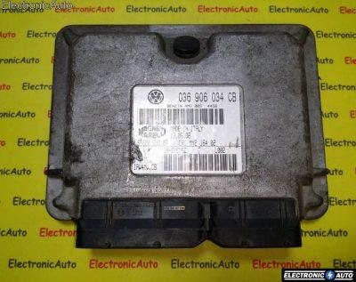 ECU Calculator motor Skoda Fabia 1.4 036906034CB