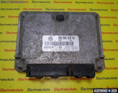 ECU Calculator motor Skoda Octavia 1.9TDI 0281010181 038906018GM