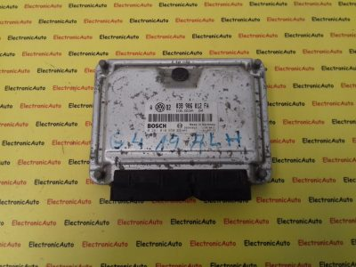 ECU Calculator motor VW Golf4 1.9TDI 0281010650, 038906012FA