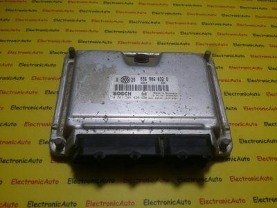ECU Calculator motor VW Golf4 1.4 0261206826 036906032D