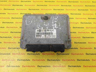 ECU Calculator Motor VW Golf4 1.9TDi, 0281001851, 038906018AE