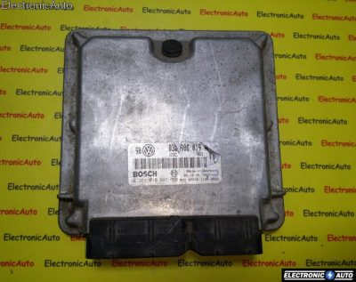 ECU Calculator motor VW Golf4 1.9TDI 0281010091