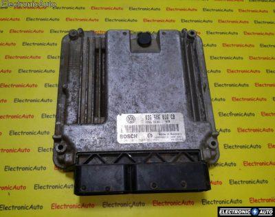 ECU Calculator motor VW Golf5 1.9TDI 03G906016CB 0281011900