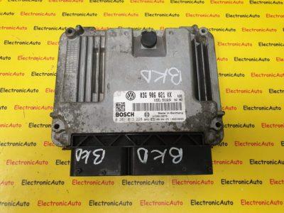 ECU Calculator Motor VW Golf5 2.0TDi, 0281013228, 03G906021KK, EDC16U34