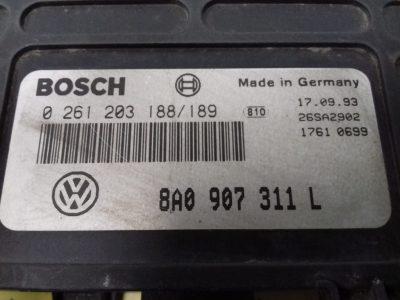 ECU Calculator motor VW Passat 1.8 8A0907311L 0261203188/189