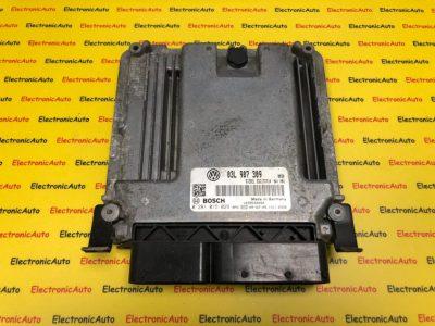 ECU Calculator motor VW Passat 2.0TDI 0281015029