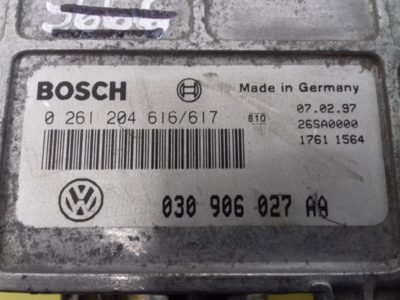 ECU Calculator Motor VW Polo 1.4, 030906027AA, 0261204616/617