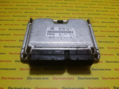 ECU Calculator motor VW Polo 1