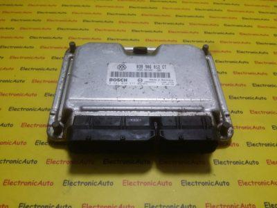 ECU Calculator motor VW Polo 1