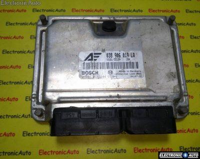 ECU Calculator motor VW Sharan 1.9TDI 0281011144 038906019LQ