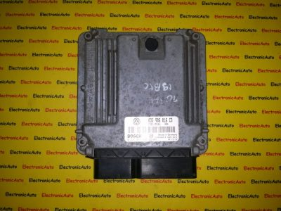 ECU Calculator motor VW Touran 1.9TDI 0281011945, 03G906016CD
