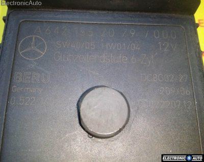 Releu bujii Mercedes C/E/S-clas A6421532079