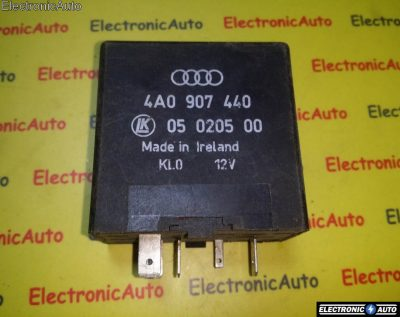 Releu comanda oglinzi electrice Audi A6 4A0907440