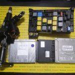 Kit pornire Mercedes ML270 2.7CDI 0281010283, A0245453232