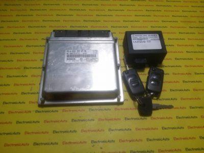 Kit pornire Mercedes Sprinter 2.7CDI 0281010969, A6121534779