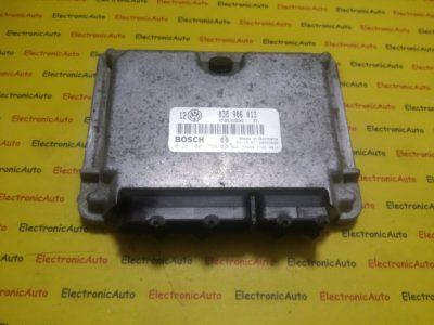 ECU Calculator motor VW Golf4 1.9SDI 0281001759, 038906013