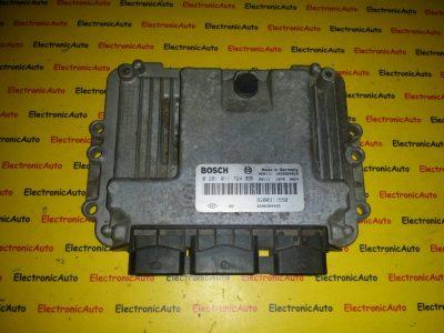 ECU Calculator motor Renault Espace 2.2DCI 0281011724, 8200311550