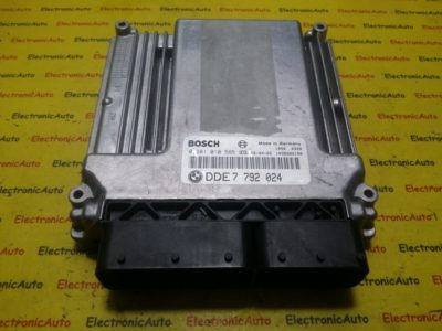 ECU Calculator motor Bmw 320D 0281010565 DDE7792024