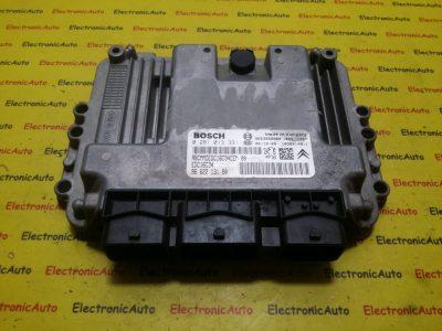 ECU Calculator motor Peugeot 307 1.6HDI 0281013331