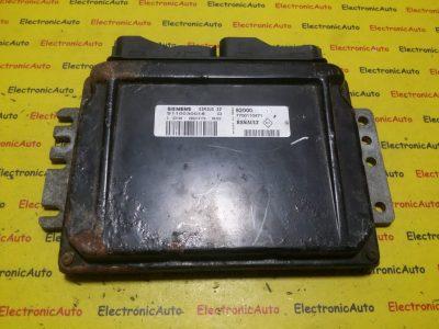 ECU Calculator motor Renault Megane 1.4 S110030018D