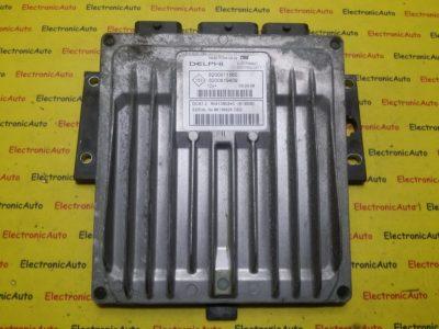 ECU Calculator motor Renault Megane 1.5DCi/Nisan, 8200911560, 8200619409