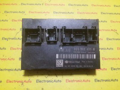 Calculator confort Vw Passat 3C0959433M