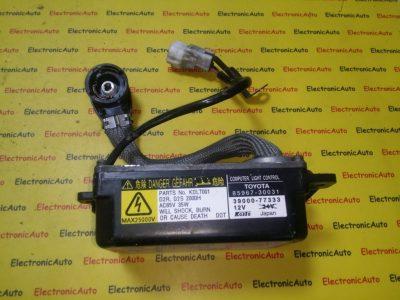 Calculator droser balast xenon Lexus 8596730031