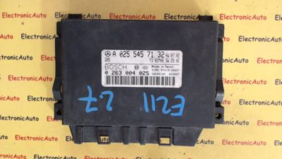 Calculator senzor parcare Mercedes A0255457132