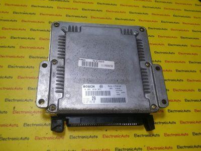 ECU Calculator motor Citroen C5 2.2HDI 0281010371, 9638795280