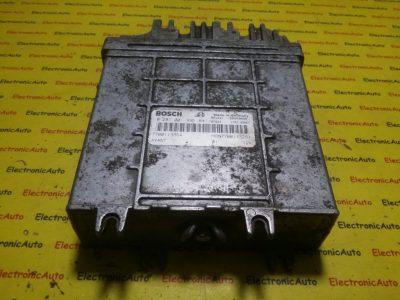 ECU Calculator motor Renault Laguna 1.9DTI 0281001995, 7700113281