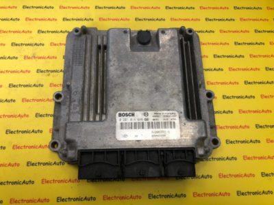 ECU Calculator motor Renault Trafic 2.0DCi, 0281014648, 8200666516, 8200823728