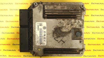 ECU Calculator motor VW Crafter 2.5TDI 0281014133, 074906032AT