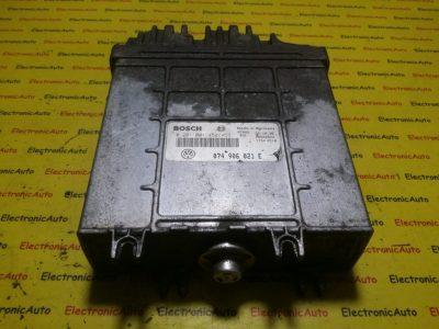 ECU Calculator motor VW LT 2.5TDI 0281001452/453, 074906021E