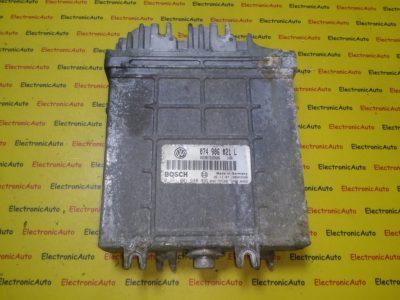 ECU Calculator motor VW T4 2.5TDI 0281001640, 074906021L