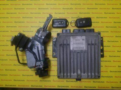 Kit pornire Nissan Micra 8200334419, 8200376886