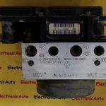 Pompa ABS Dacia Logan 8200756092, 0265232110