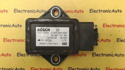 Senzor ESP Citroen 0265005606