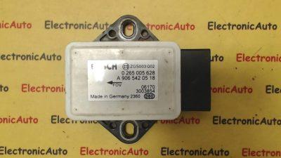 Senzor ESP Mercedes Sprinter 0265005628, A9065420518