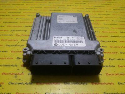 ECU Calculator motor Bmw 525D 0281011224, DDE7793574