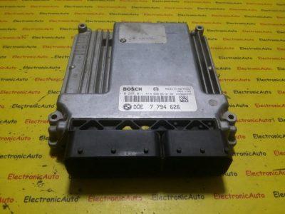 ECU Calculator motor Bmw X5 3.0D 0281011414, DDE7794626