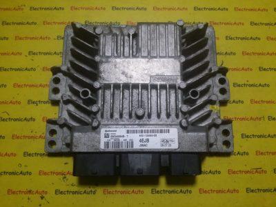 ECU Calculator motor Ford Fiesta 1.4TDCI 8V2112A650EB, 5WS40584BT