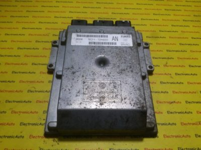 ECU Calculator motor Ford Transit 2.4TDCI 6C1112A650AN, 9DDM